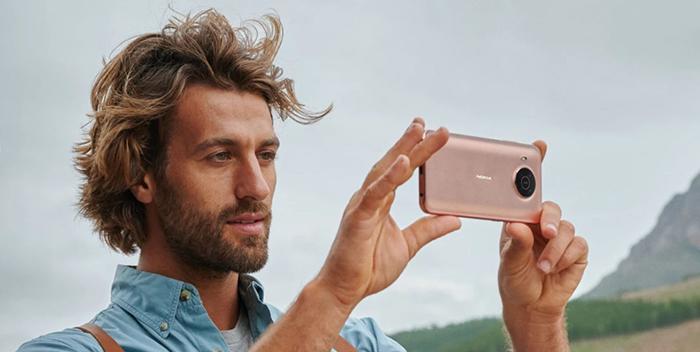 Nokia XR20 สมาร์ทโฟนสายอึด