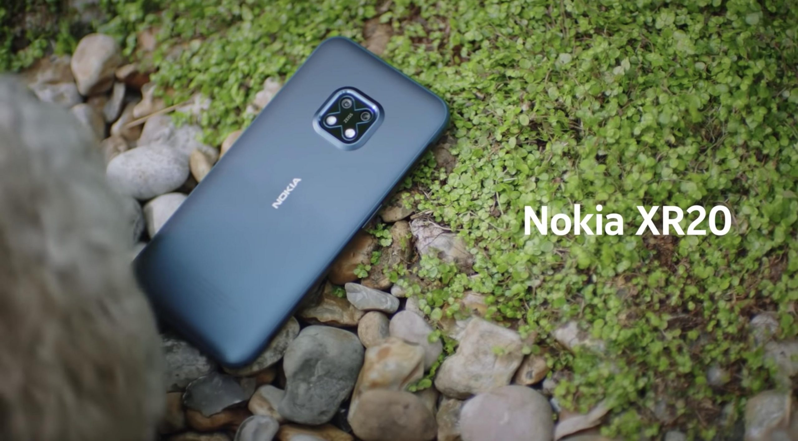 Nokia XR20 สมาร์ทโฟนสายอึดแถมปล่อยออกมาในราคาประหยัดจากNokia
