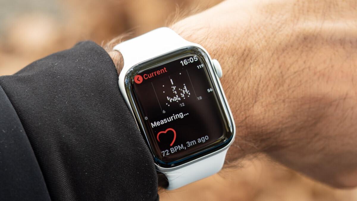 FitnessView แอพพลิเคชั่นติดตามการออกกำลังกายใน Apple Watch
