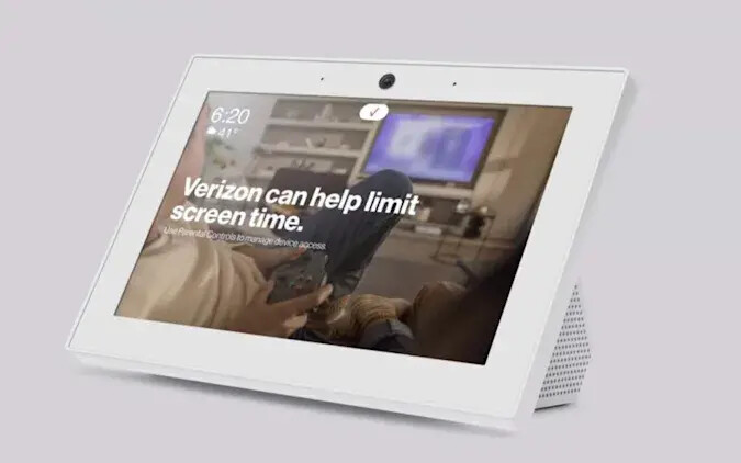 อุปกรณ์อัจริยะ Smart Display